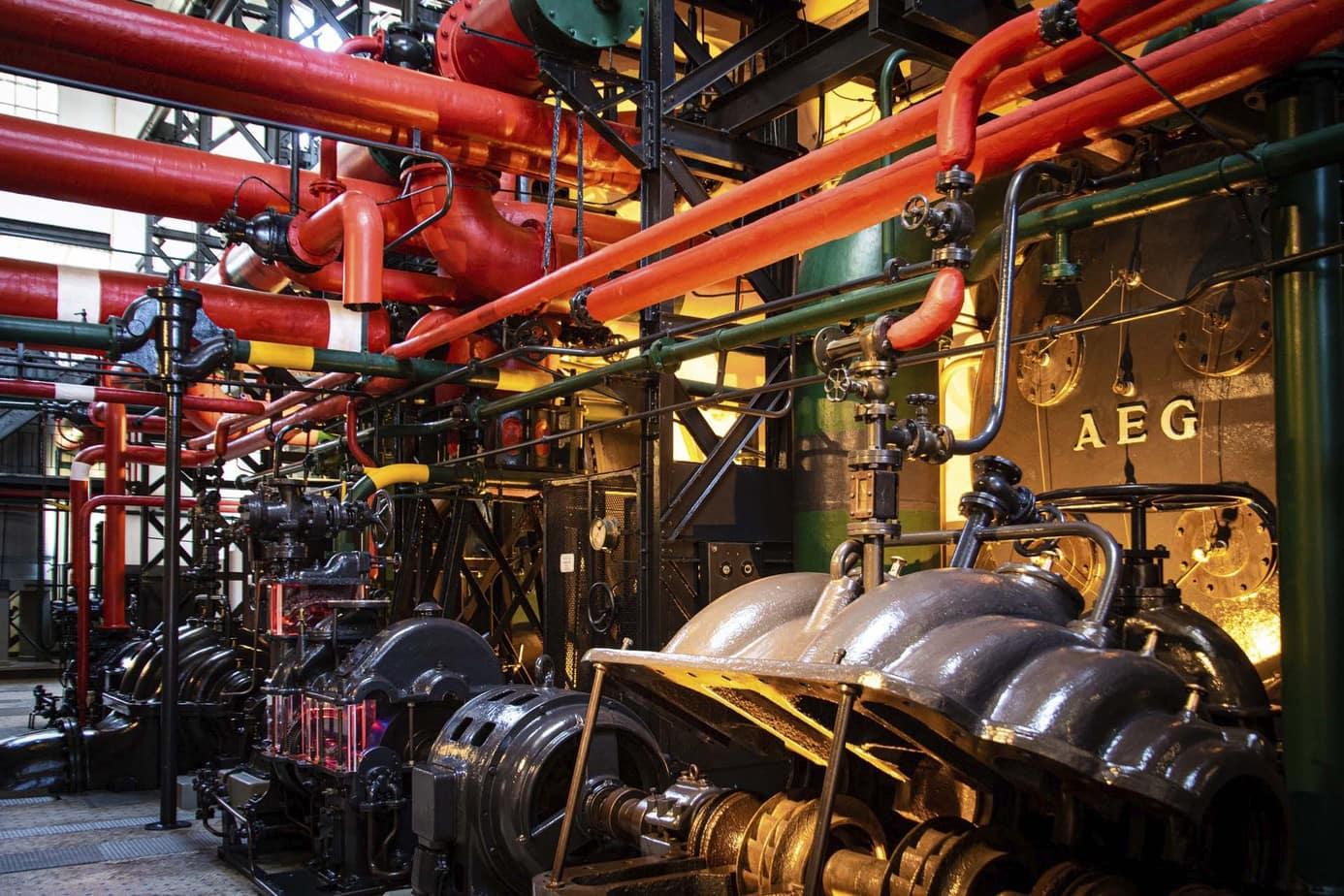Комплексные решения для нефтегазодобывающей отрасли